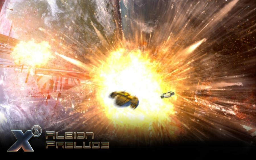 X3 - Terran War Pack Screenshot 8