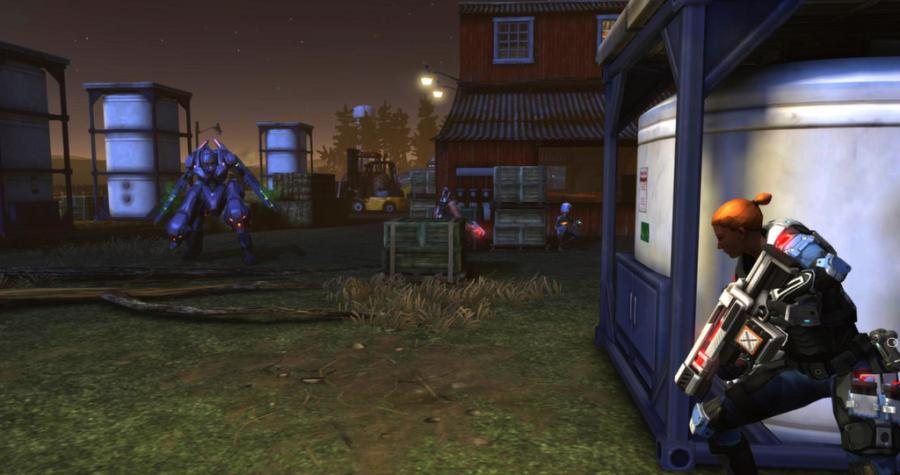 XCOM Enemy Unknown - Enemy Within (Addon) Screenshot 6