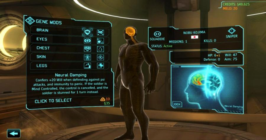 XCOM Enemy Unknown - Enemy Within (Addon) Screenshot 8