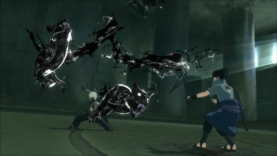 Naruto Shippuden - Ultimate Ninja Storm 3 Full Burst Screenshot 9