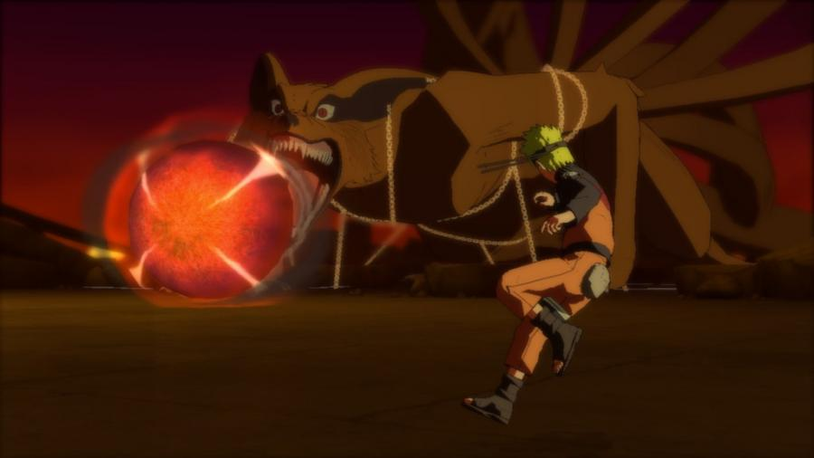 Naruto Shippuden - Ultimate Ninja Storm 3 Full Burst Screenshot 2
