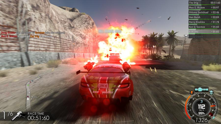 Gas Guzzlers Extreme Screenshot 4