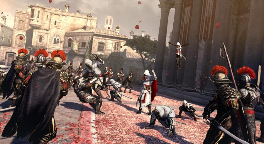 Assassin's Creed Brotherhood Screenshot 1