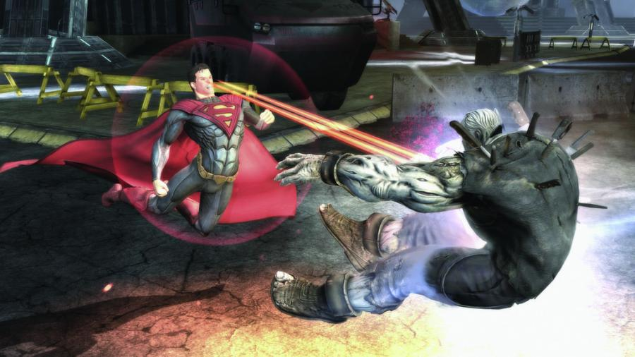 Injustice: Gods Among Us - Ultimate Edition Screenshot 2