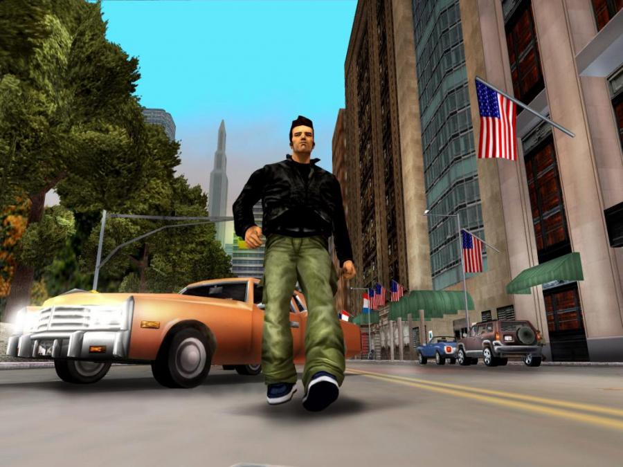 GTA 3 (Grand Theft Auto III) Screenshot 4