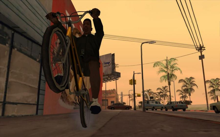 GTA San Andreas Screenshot 7