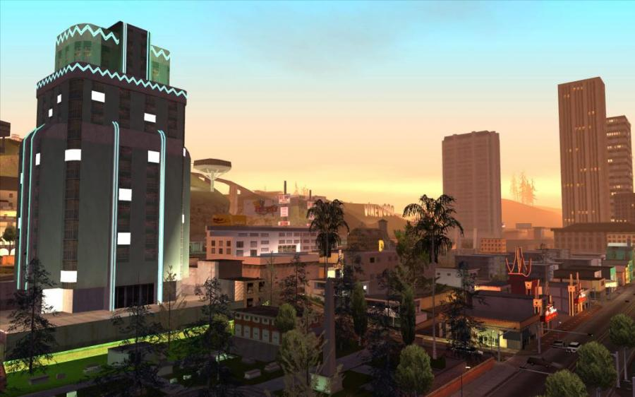 GTA San Andreas Screenshot 1