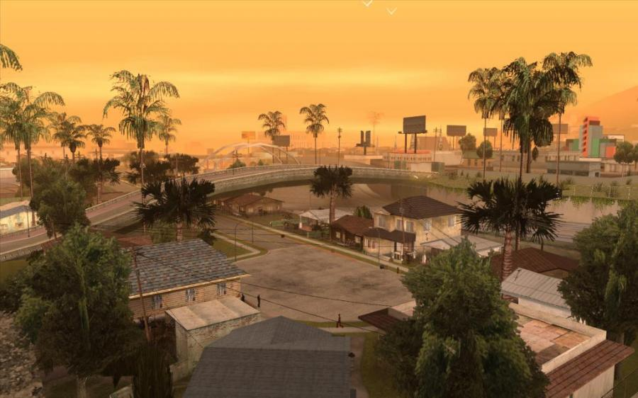 GTA San Andreas Screenshot 4