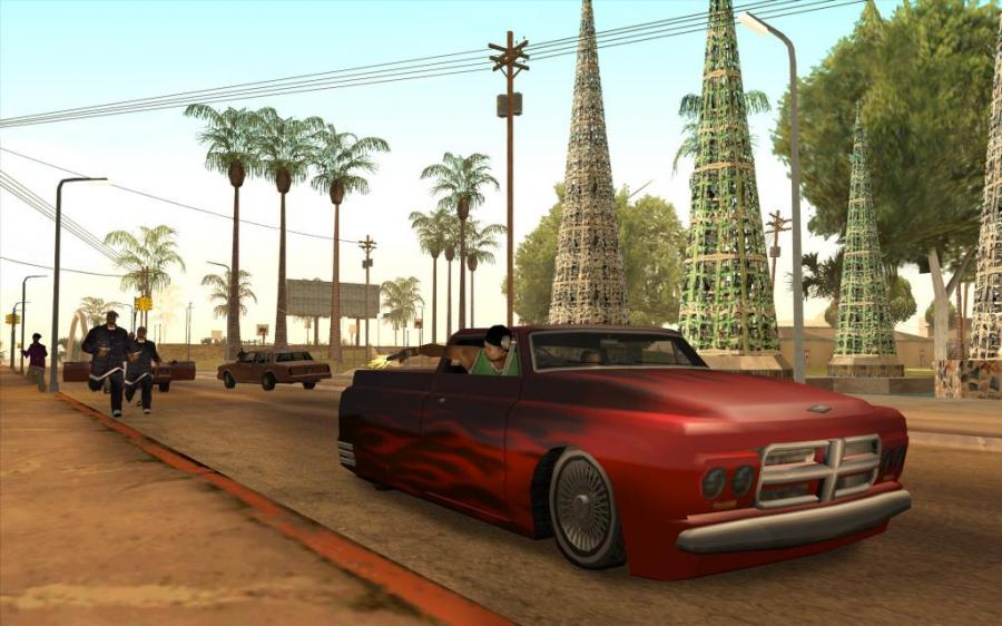 GTA San Andreas Screenshot 6