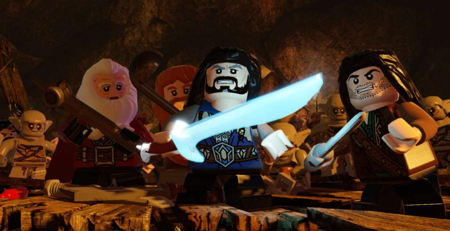 LEGO - The Hobbit Screenshot 1