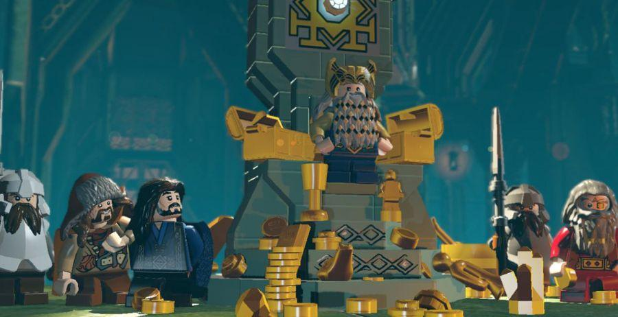 LEGO - The Hobbit Screenshot 7