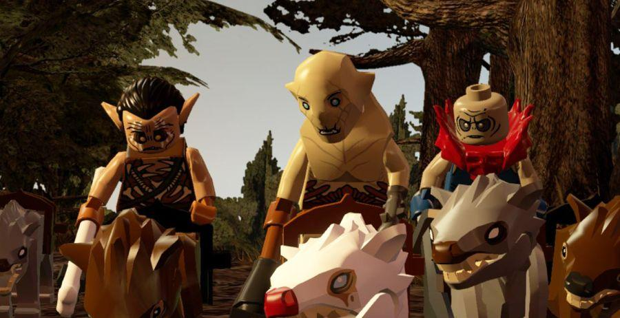 LEGO - The Hobbit Screenshot 5