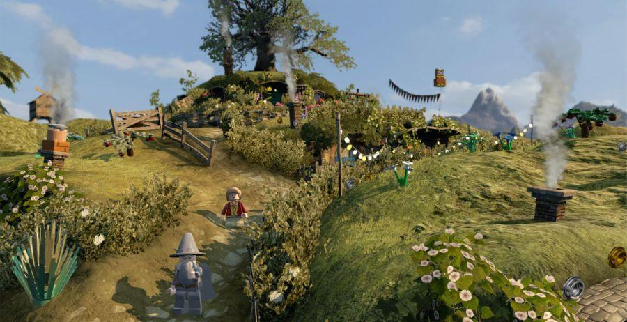 LEGO - The Hobbit Screenshot 6