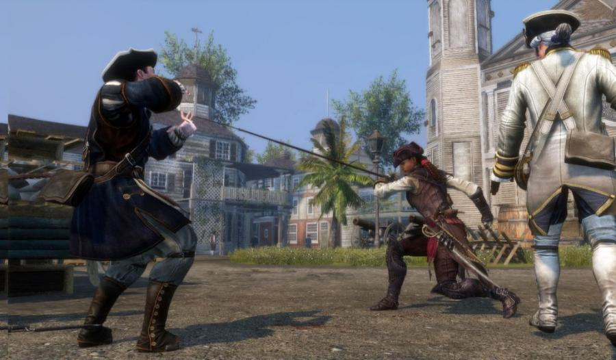 Assassin's Creed Liberation HD Screenshot 3