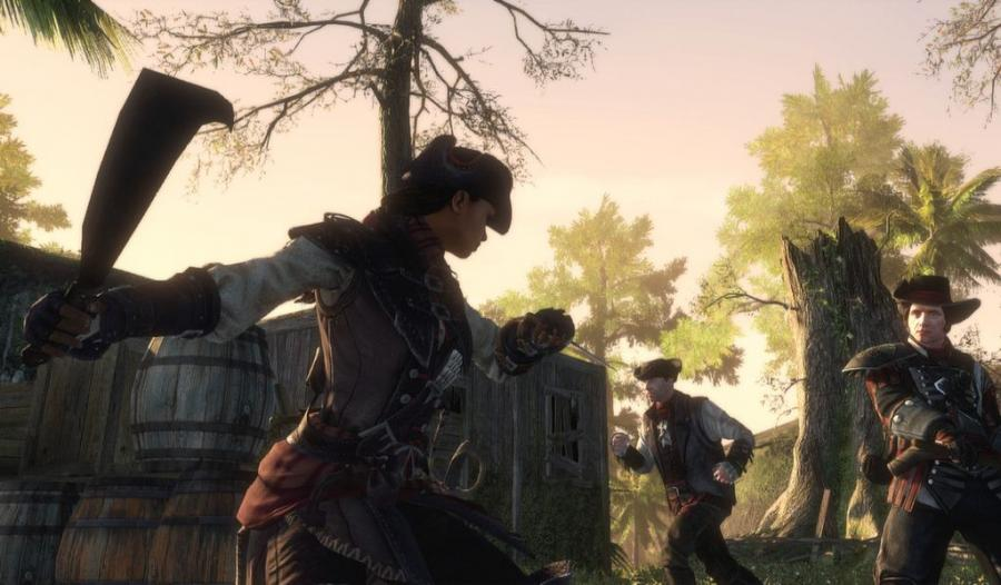 Assassin's Creed Liberation HD Screenshot 1