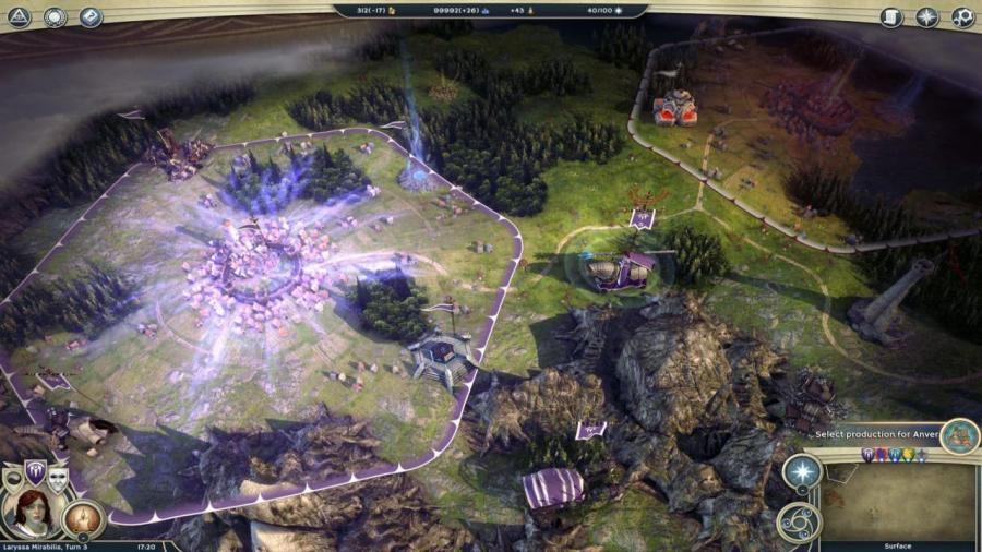 Age of Wonders 3 Screenshot 1