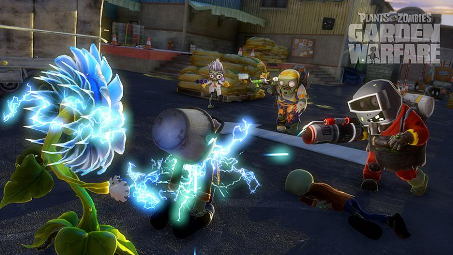 Plants vs Zombies - Garden Warfare Screenshot 2