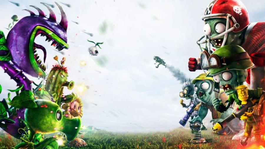 Plants vs Zombies - Garden Warfare Screenshot 9