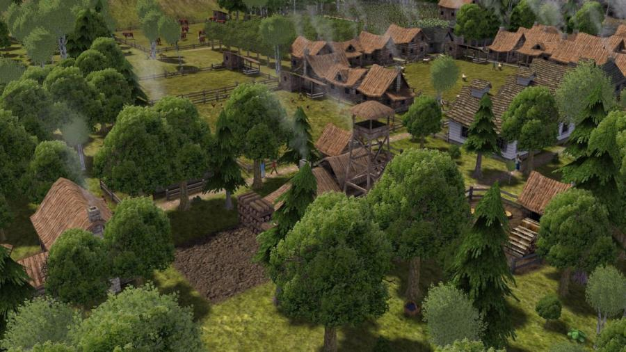 Banished - Steam Gift Key Screenshot 1