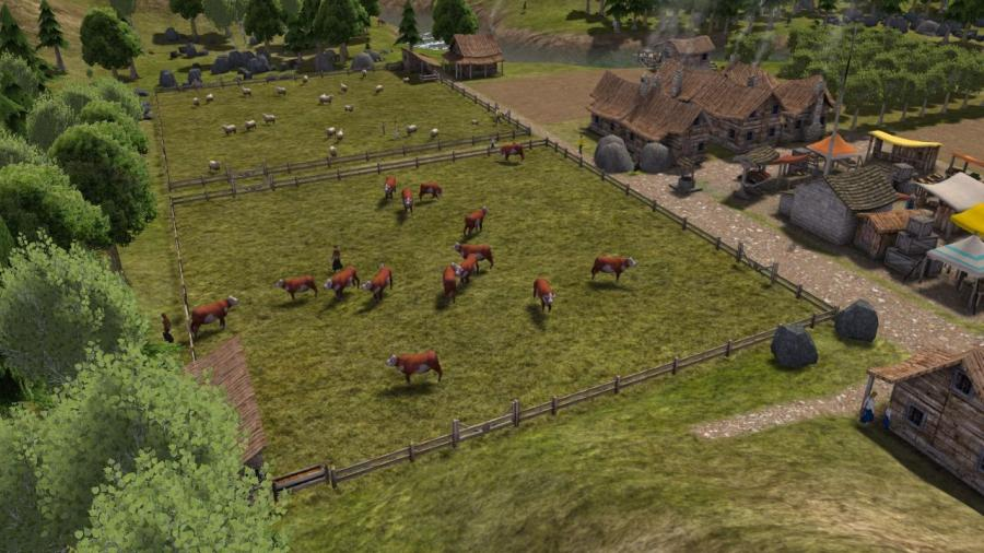 Banished - Steam Gift Key Screenshot 4