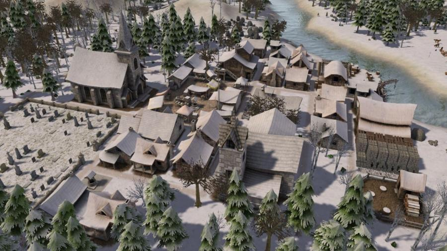 Banished - Steam Gift Key Screenshot 2