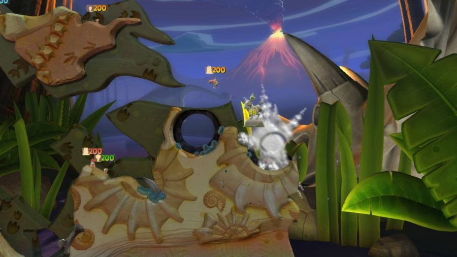 Worms Clan Wars Screenshot 3