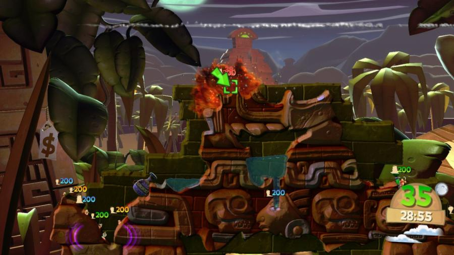 Worms Clan Wars Screenshot 2