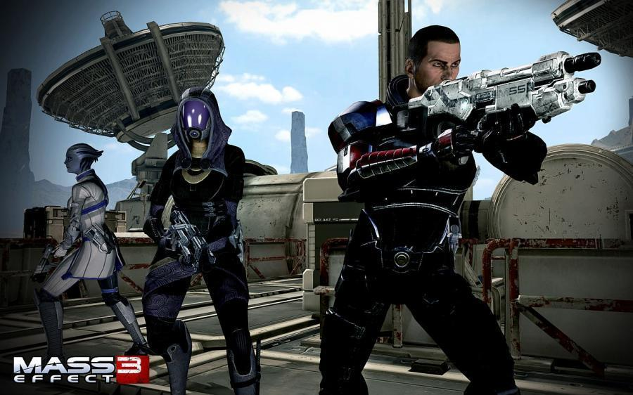 Mass Effect 3 - Digital Deluxe Edition Screenshot 4