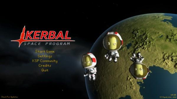 Kerbal Space Program - Steam Gift Key Screenshot 1