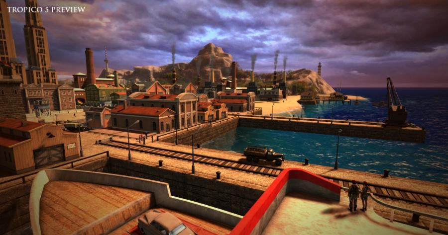 Tropico 5 Screenshot 4