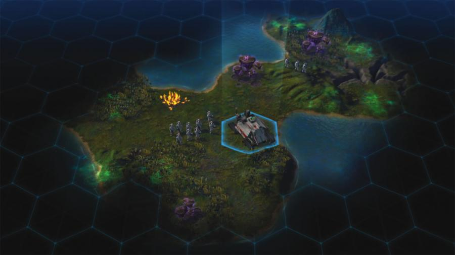 Civilization - Beyond Earth Screenshot 1