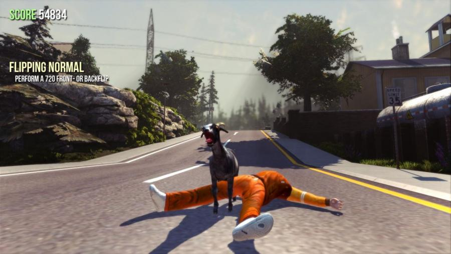 Goat Simulator Screenshot 2