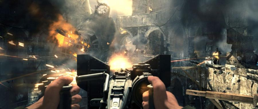 Wolfenstein The New Order - DE/AT Key Screenshot 1