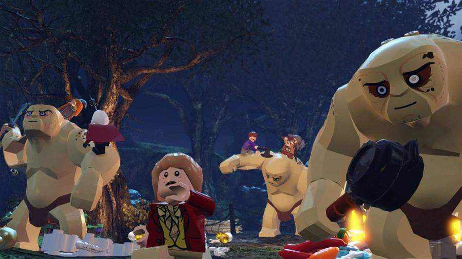 LEGO The Hobbit - Xbox One Download Code Screenshot 2