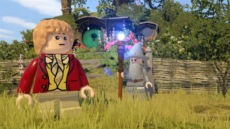 LEGO The Hobbit - Xbox One Download Code Screenshot 1