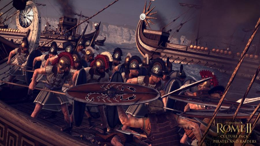 Total War Rome 2 - Pirates and Raiders DLC Screenshot 1