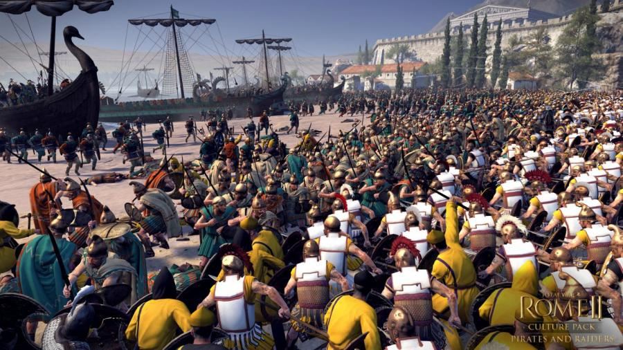 Total War Rome 2 - Pirates and Raiders DLC Screenshot 8
