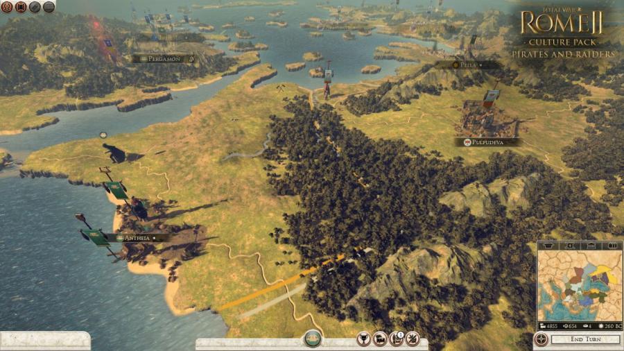 Total War Rome 2 - Pirates and Raiders DLC Screenshot 7