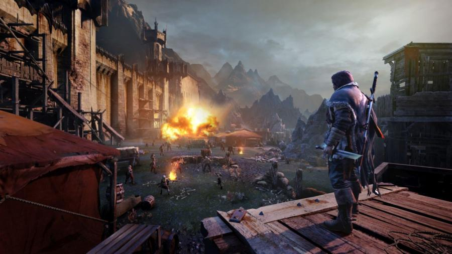 Middle-Earth - Shadow of Mordor Screenshot 1