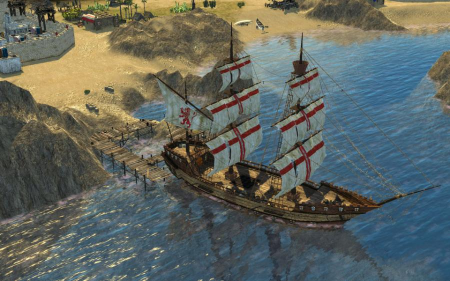 Stronghold Crusader 2 Screenshot 2