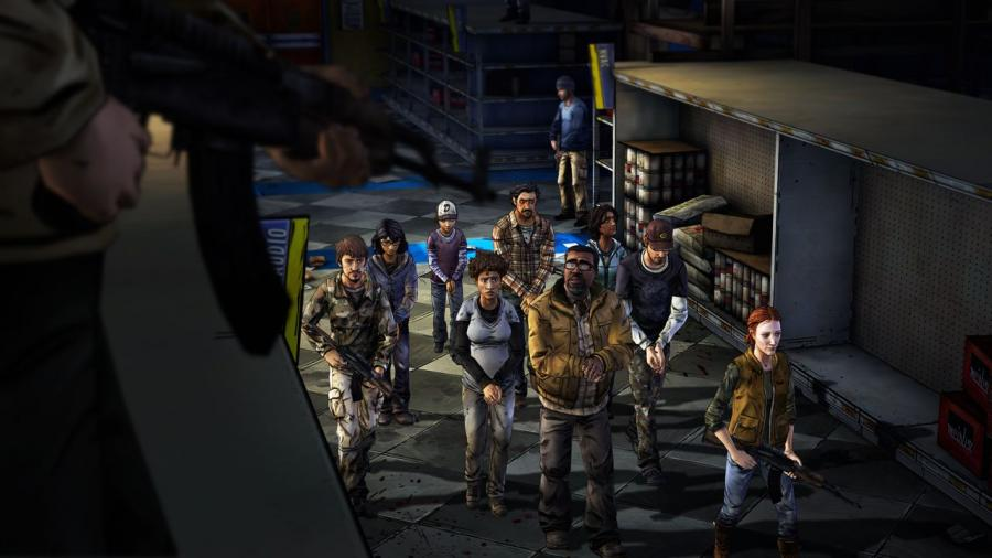 The Walking Dead Season 2 - Steam Gift Key Screenshot 7