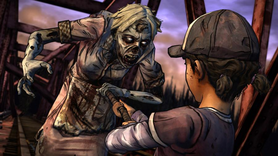 The Walking Dead Season 2 - Steam Gift Key Screenshot 8