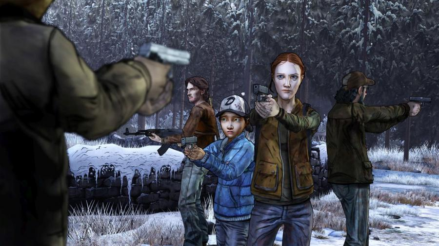 The Walking Dead Season 2 - Steam Gift Key Screenshot 5