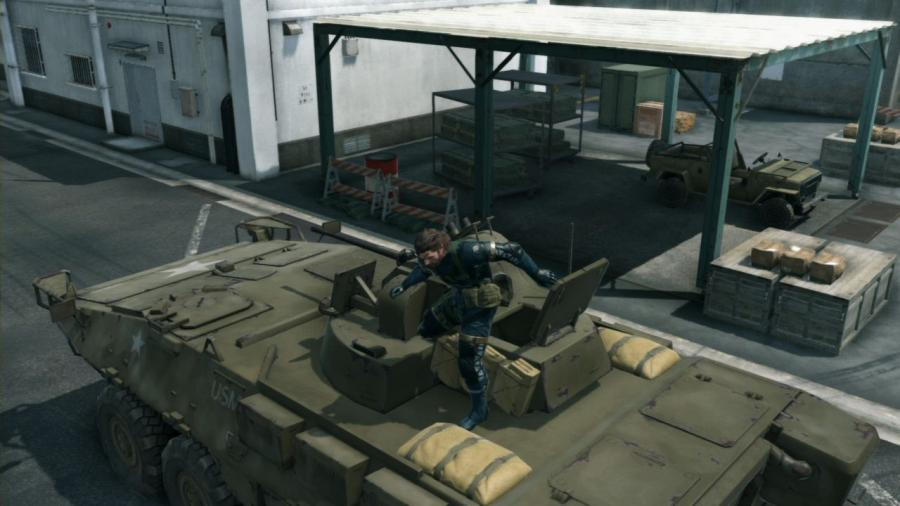 Metal Gear Solid V - Ground Zeroes Screenshot 1