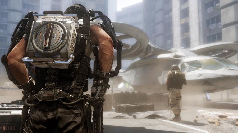 Call of Duty Advanced Warfare - Digital Pro Edition Screenshot 2