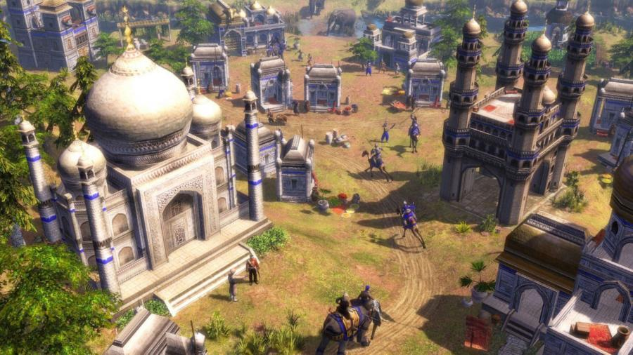 Age of Empires III Complete Collection - Steam Gift Key Screenshot 3