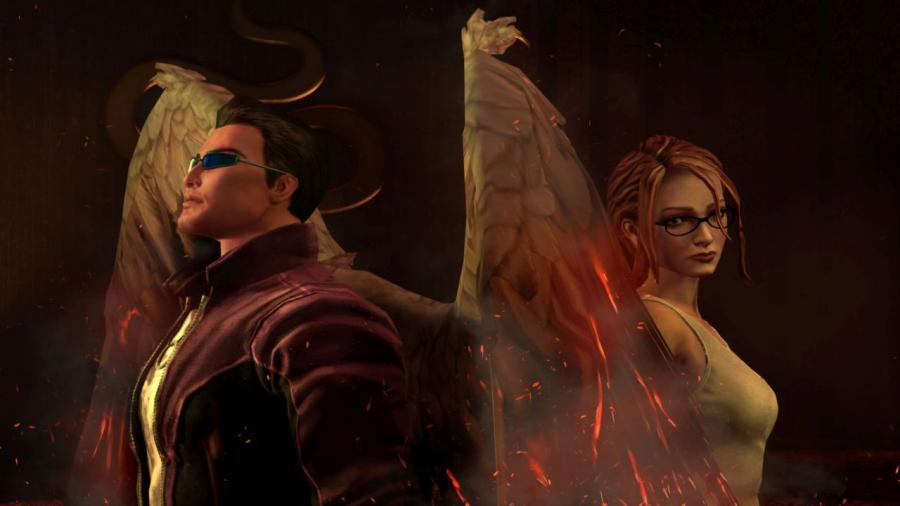 Saints Row - Gat Out of Hell Screenshot 8