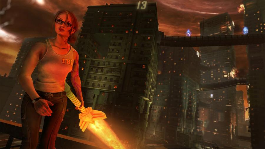 Saints Row - Gat Out of Hell Screenshot 2