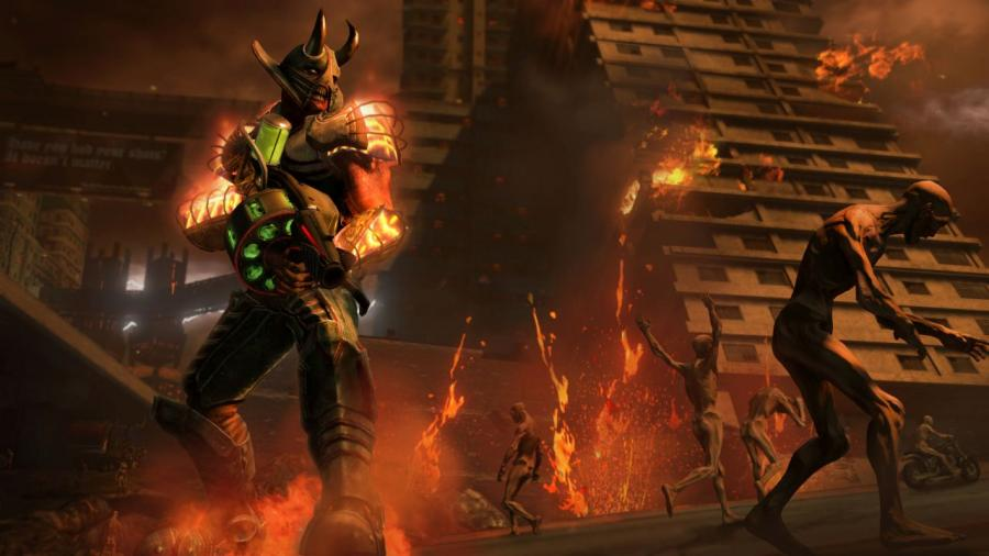 Saints Row - Gat Out of Hell Screenshot 5