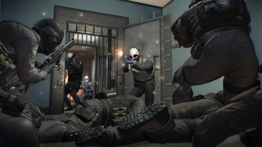 Payday 2 - Steam Gift Key Screenshot 1